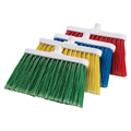 9 Flagged Lobby Broom