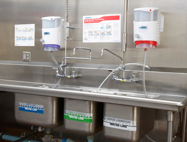 Apex Solid Quat Broad Range Sanitizer Keystone