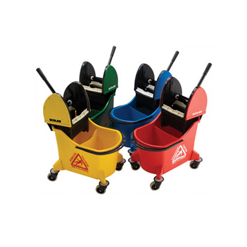 Dual Cavity Mop Bucket