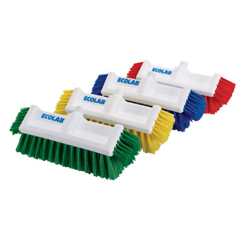 Dual Surface Deck Brush