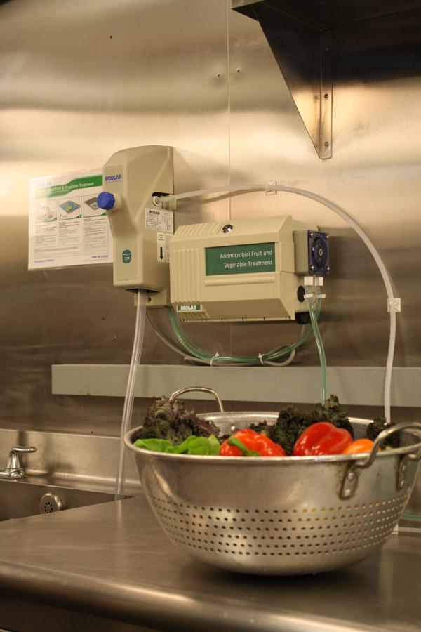 Antimicrobial Fruit Amp Vegetable Treatment Keystone