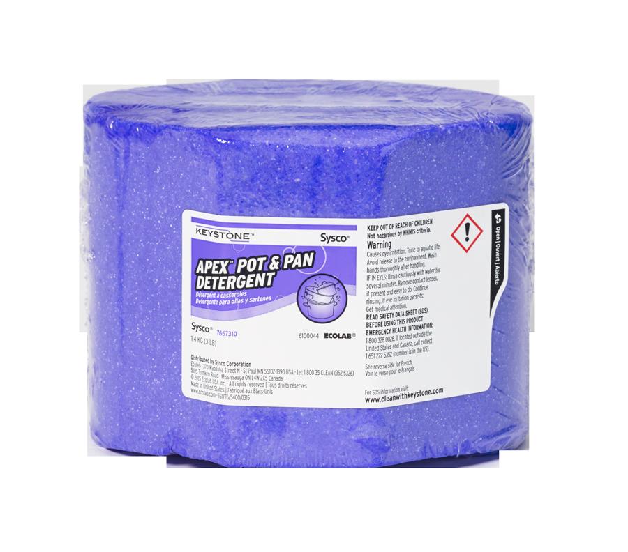Keystone Apex Pot And Pan Detergent