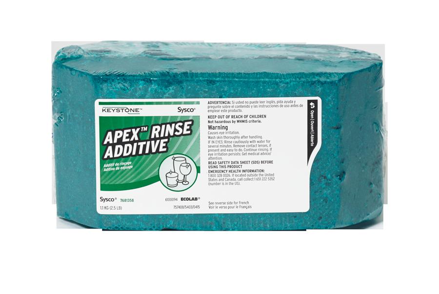 Keystone Apex Rinse Additive
