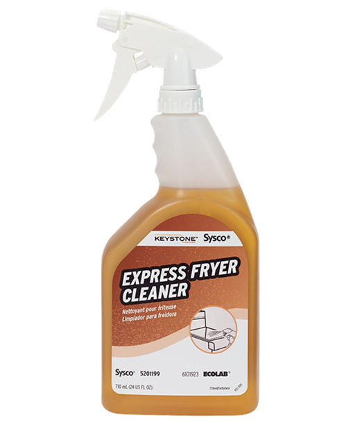 Keystone Fryer Cleaner