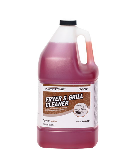 Keystone Fryer Grill Cleaner