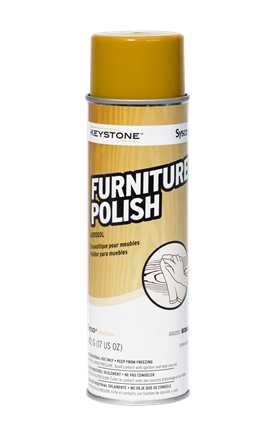 Keystone Furniture Polish Aerosol