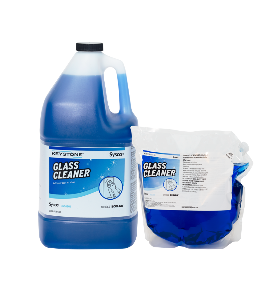 Keystone Glass Cleaner