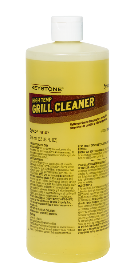 Keystone High Temp Grill Cleaner
