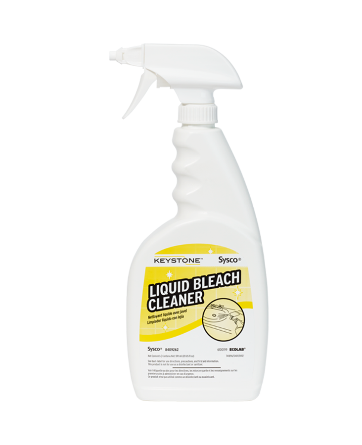 Bleach And Glass Cleaner
