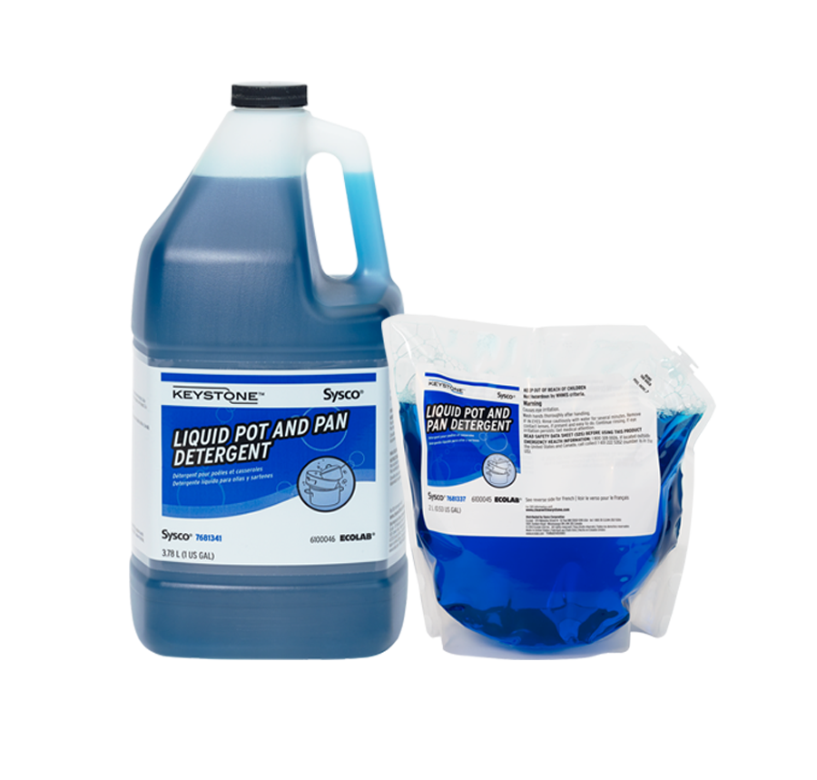Keystone Liquid Pot and Pan Detergent