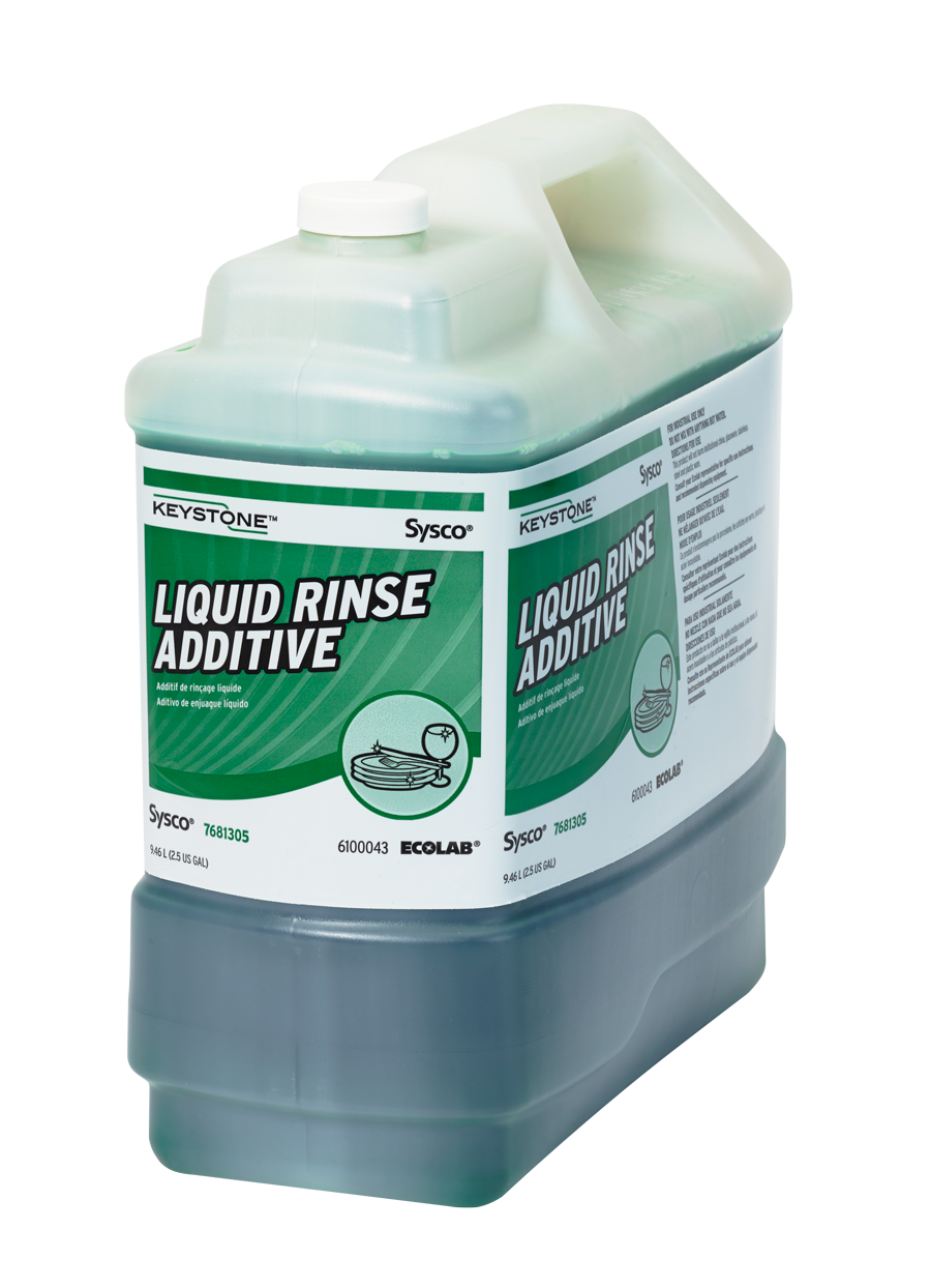 Keystone Liquid Rinse Additive