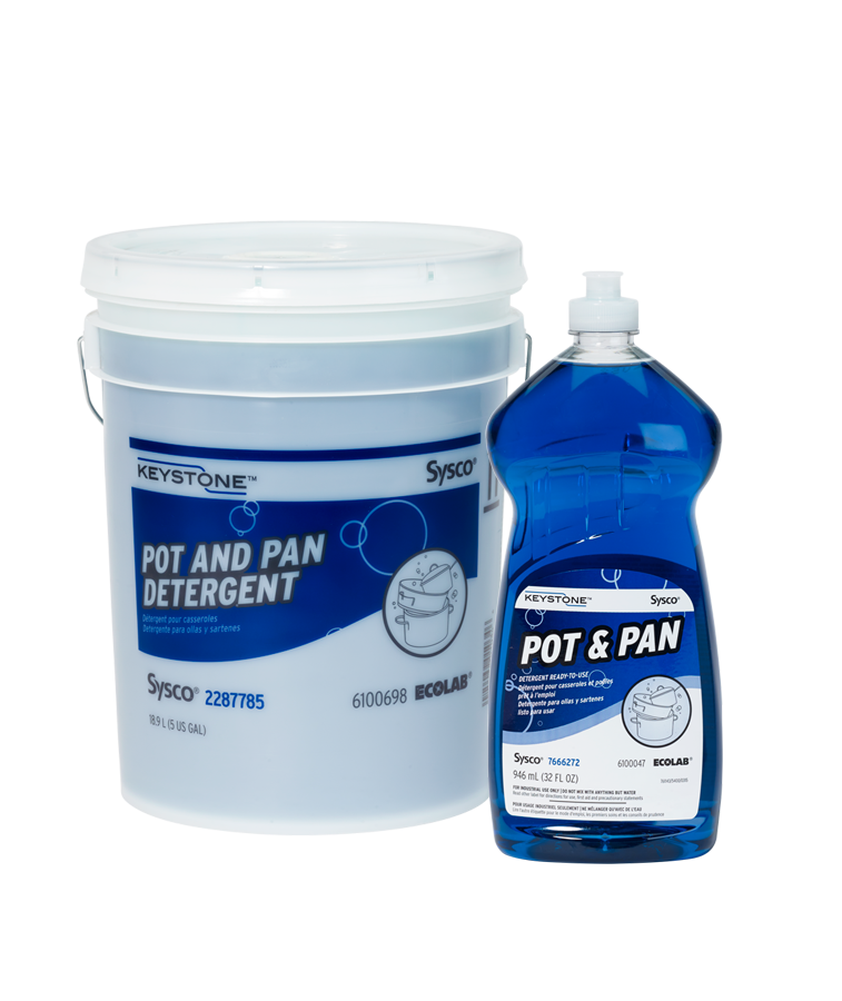 Keystone Pot and Pan Detergent