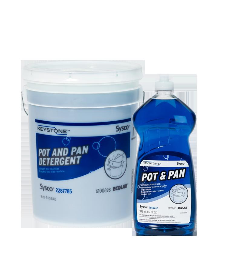 Keystone Pot And Pan Detergent