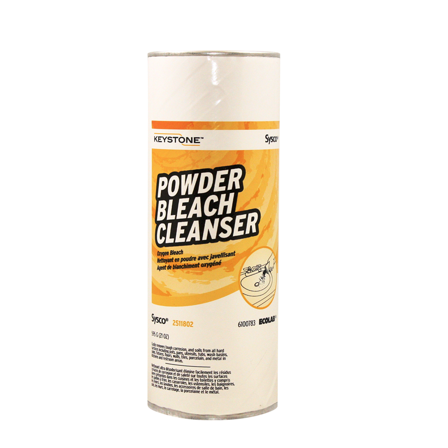 Keystone Powder Bleach Cleanser