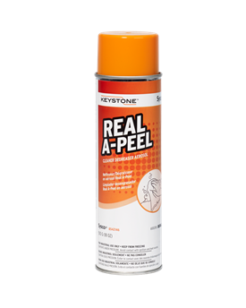 Keystone Real A Peel Cleaner Degreaser Aerosol