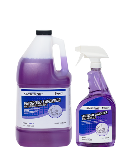 Keystone Vigoroso Lavender Multi Surface Cleaner