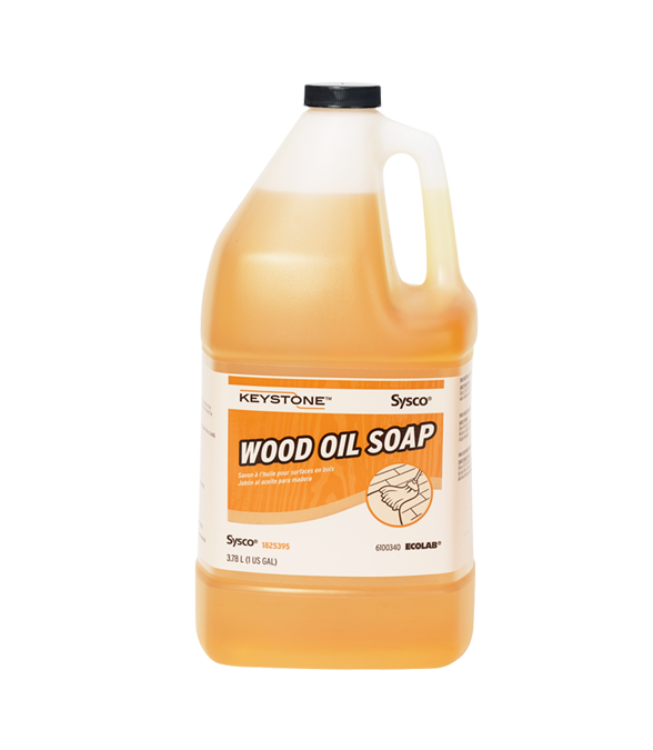 Keystone Wood Oil Soap