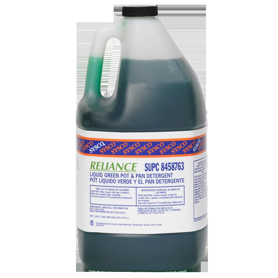 Reliance Liquid Green Pot And Pan Detergent