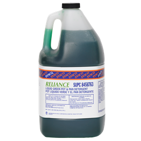 Reliance Liquid Green Pot and Pan Detergent