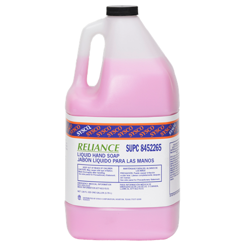 Reliance Liquid Hand Soap Manual Bulk