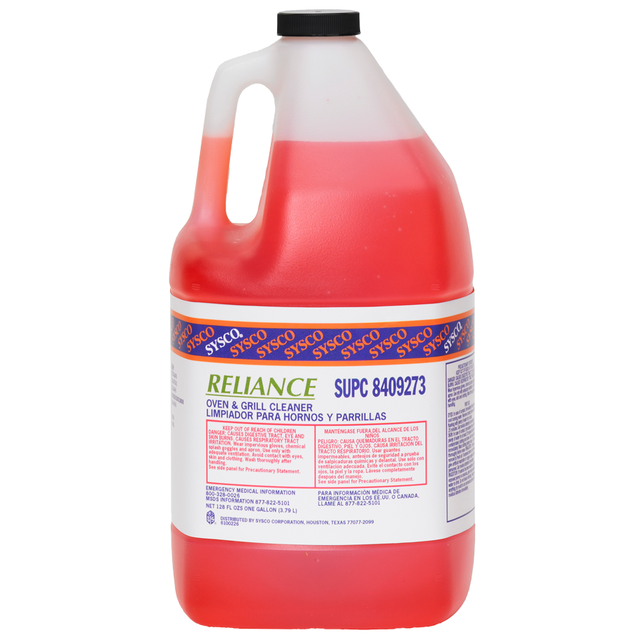 Reliance Oven and Grill Cleaner
